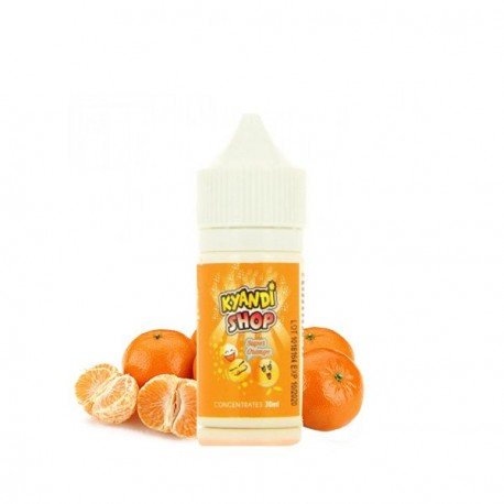 Super Orange Arôme concentré 30ml KYANDI SHOP