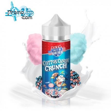 Cotton Candy Crunch 100ml TASTE OF AMERICA