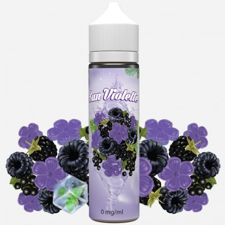 Sun Violette 50 ml O-JUICY