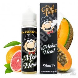 Melon Head 50ml MR GOOD VAPE