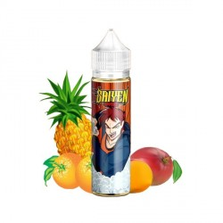Dragon 50ml SAIYEN VAPORS