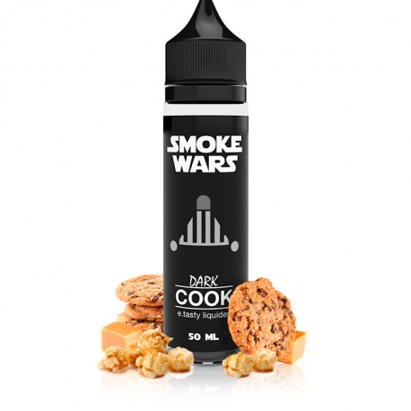 Dark Cook Smoke Wars 50ml E.TASTY