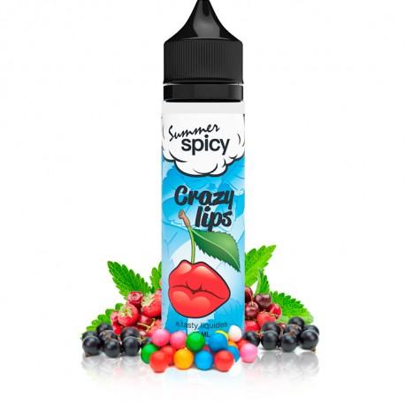 Crazy Lips Summer Spicy 50ml E.TASTY