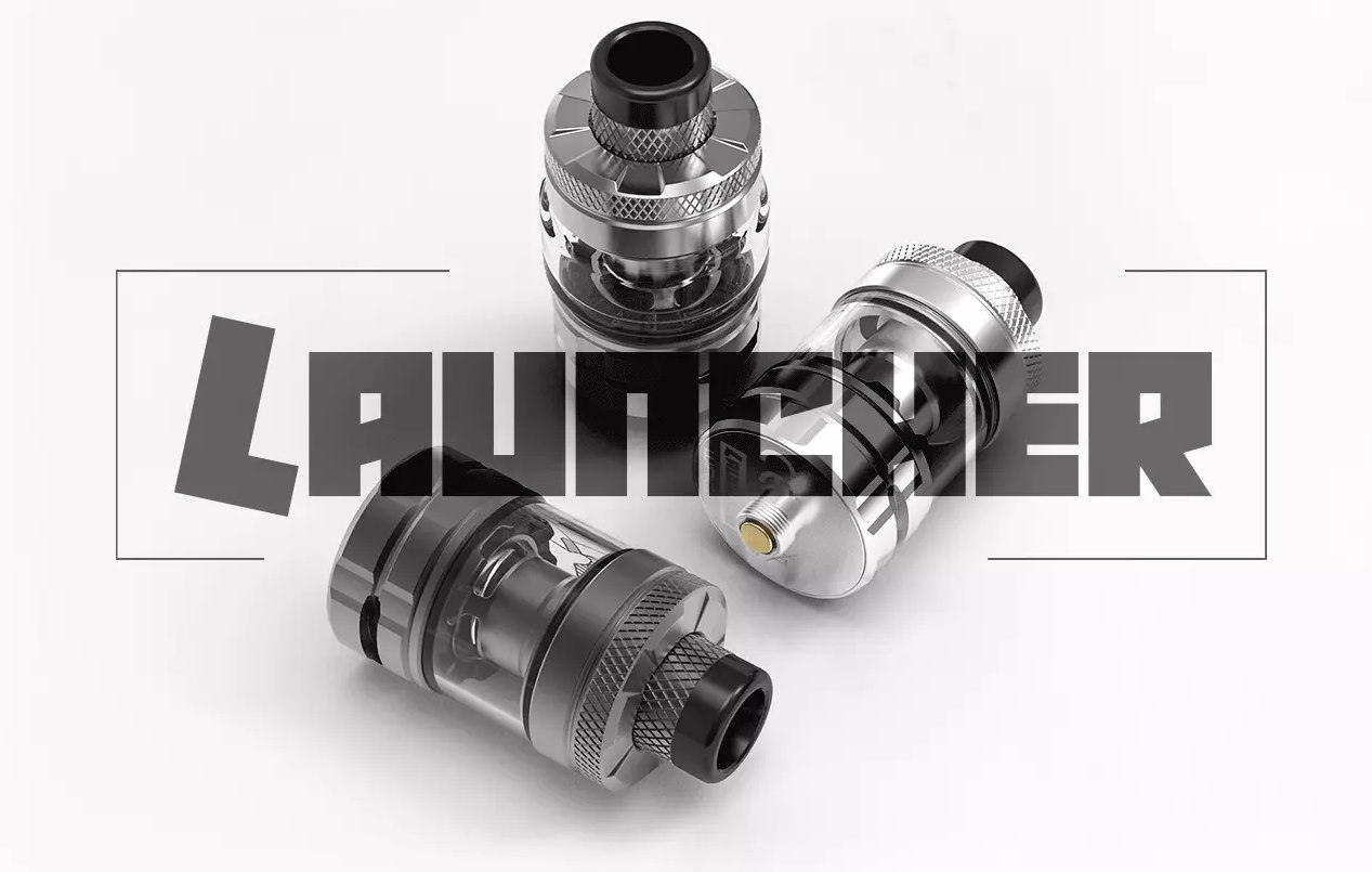 Clearomiseur Launcher mesh Sub Ohm Wirice